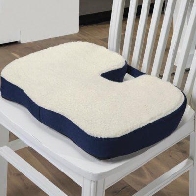 Jastuk za sedenje sa gelom i memorijskom penom