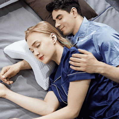 Anatomski jastuk za parove